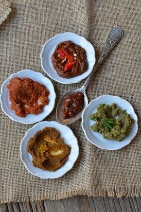 Thai Curry Pastes