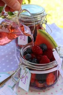 Berries in a Jar