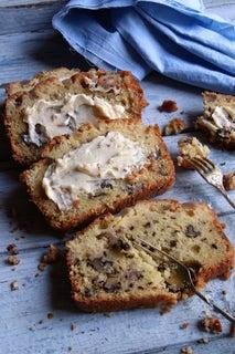 Butter, Walnut and Lemon Syrup Loaf