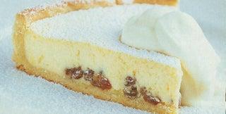 Sweet Lemon Cheesecake