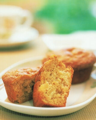 Fruit and Ginger Muffins