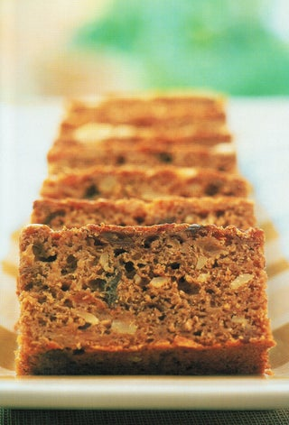 Pineapple And Date Fruit Cake