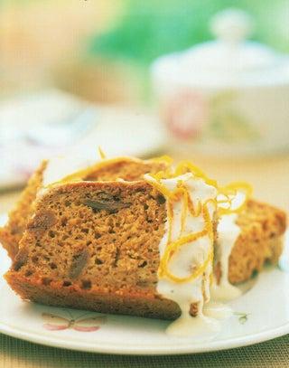 Pumpkin And Fig Cake