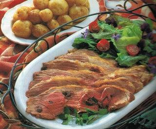 Mediterranean Roast Lamb (butterfly)