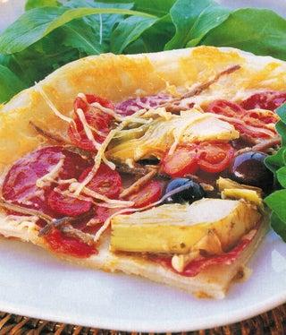 Upside-Down Pizza