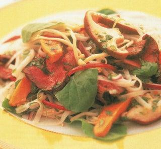Thai Spiced Roast Fillet Of Beef