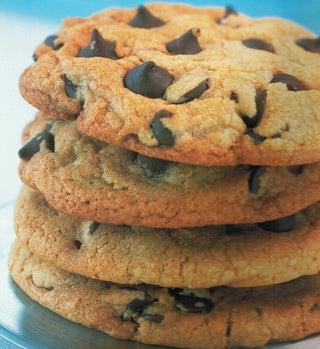 Chocolate Chip Jaffa Cookies