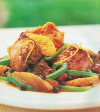 Turkish Style Chicken Casserole