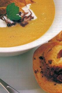 Jamaican Kumara Soup
