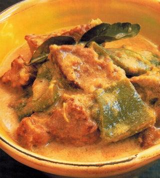 Thai Pork And Coconut Curry