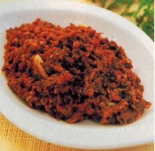 Cajun Spice Paste