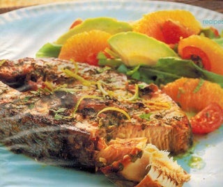 Latin-style Grilled Fish