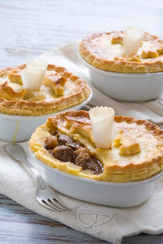 Tuscan Beef Pie
