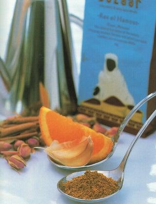 Moroccan Citrus Marinade