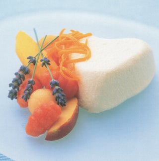 Chilled French Creme Hearts