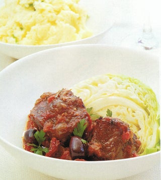 Oxtail In Tuscan Flavours