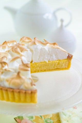 Manchester Tart (lemon Meringue Pie)
