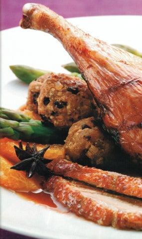 Spiced Roast Duck