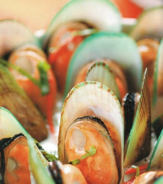 Thai Mussel Soup