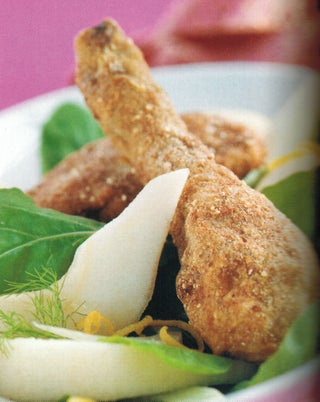 Crispy Spiced Chicken