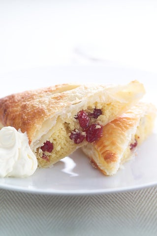 Craisin  And Almond Turnovers