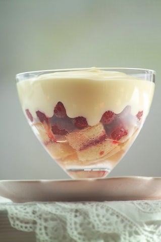Ultimate Busy Persons Trifle