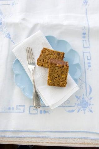 Barbados gingerbread cake