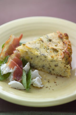 Welsh Potato Slice