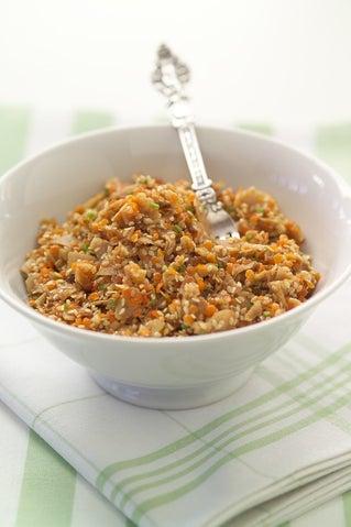Hot Sour Lentil Chutney