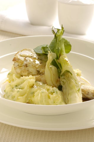 Fish Fillets With Anise Marinade