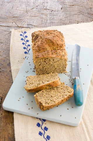 Basic One Rise Linseed Bread