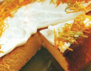John's Turkish Orange Cake