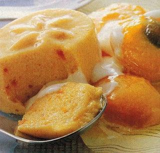 Apricot Mousse