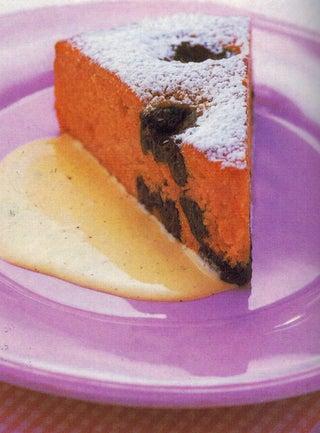 Prune And Almond Cake