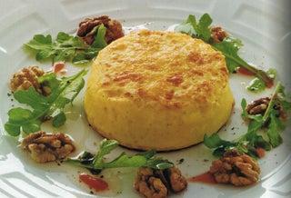 Gruyere Cheese Custard