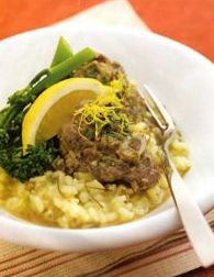 Spicy Osso Buco