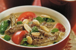 Traditional Thai Curry