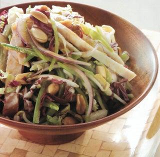 Smoked Chicken Salad With Tamarind Dressing