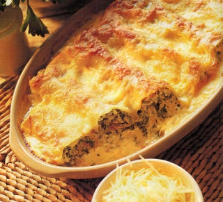 Smoked Fish In Quick Cannelloni