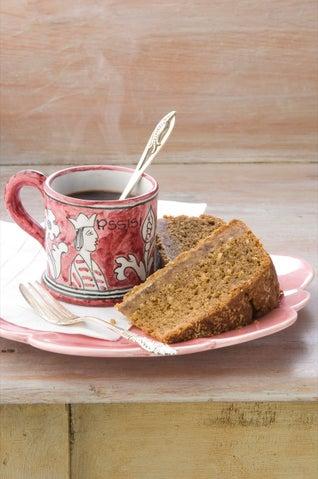 Casa Luna Spice Cake