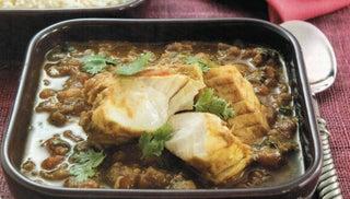 Lemon Fish In Sweet Hot Curry