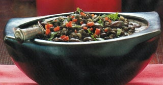 Creamy Lentils And Beans