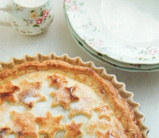 Quince And Apple Pie