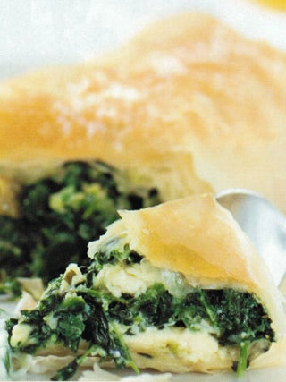 Spinach And Feta Rolls