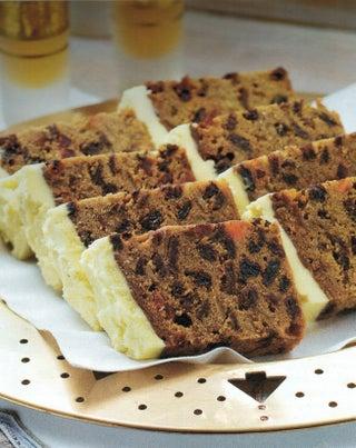 Traditional Christmas Fruit Cake