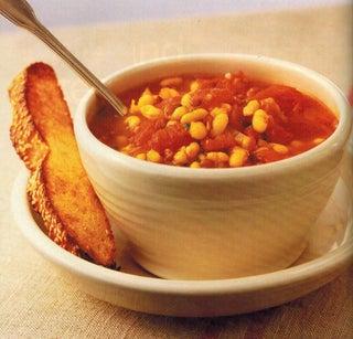 Lentil And Bean Soup