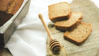 Honey And Fruit Loaf