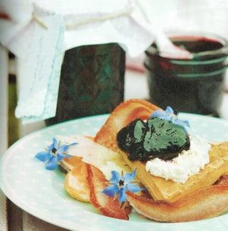 Luscious Blackcurrant Jelly