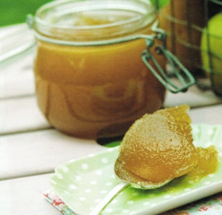 Apple and pear butter