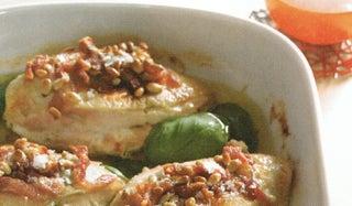 Best basil and lemon chicken